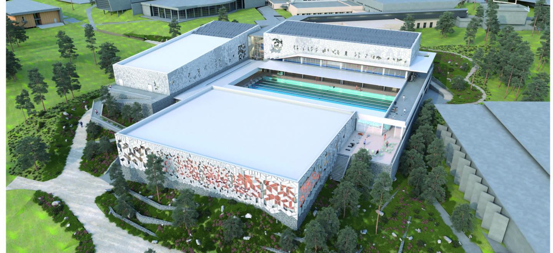 Centre de Préparation aux Jeux - Font-Romeu